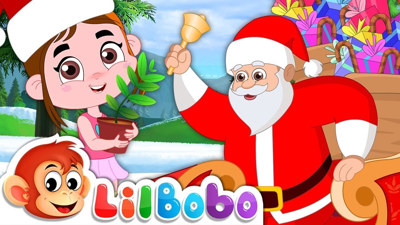 Jingle Bells | Christmas Songs for Children | Flickbox Nursery ...