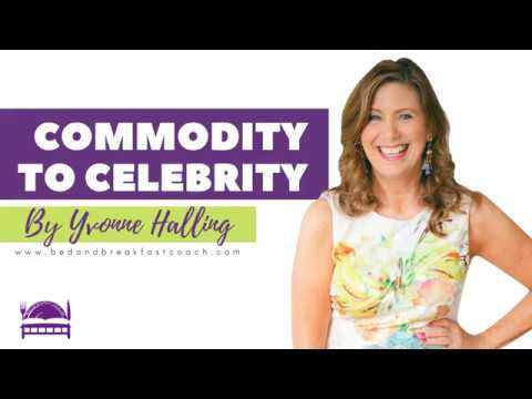 Commodity To Celebrity | Bed And Breakfast Coach