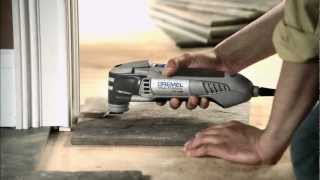 Meet the next generation of Dremel Multi-Max tools--- the MM40 and ...