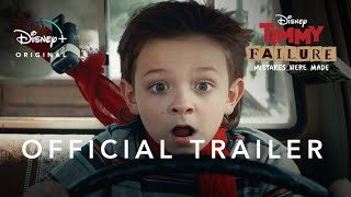 Timmy Failure: Mistakes Were Made | Official Trailer | Disney+