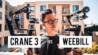 Zhiyun Weebill LAB vs Crane 3 LAB - Which One Should You Buy?!