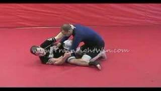 Scissor Sweep from Guard