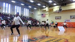 Jacksonville Team Up Dance and Step Competition.