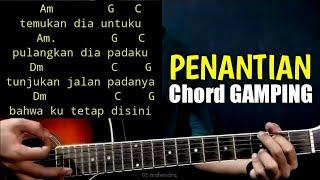 Kunci Gitar PENANTIAN - Armada | By GE Mahendra