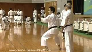 Hanshi Shimabukuro Zenpo;(10th Dan) Okinawan Karate-Do Shorin Ryu Seibukan