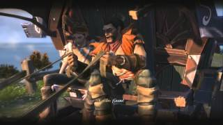 Fable The Journey Gameplay Parte 1 | AREAGAMER