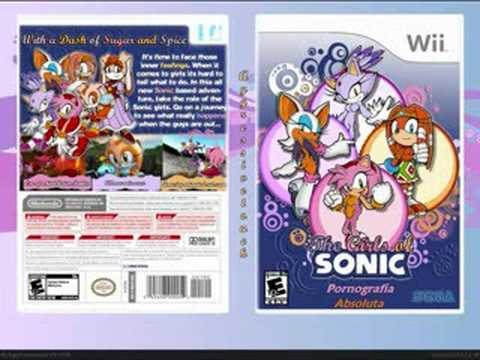 Sonic girls sonic girls video games pictures