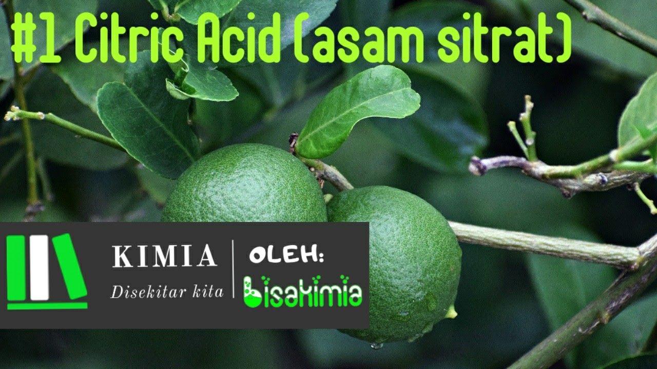 Jual Asam Sitrat Asam Sitrun Citric Acid Bisakimia