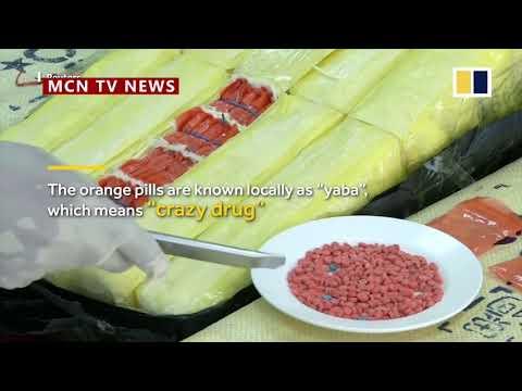 မြန်မာနိုင်ငံ၏ ပြည်တွင်းစစ်သမိုင်းနှင့် မူယစ်ဆေးဝါးပြဿနာ