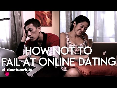How Not To Fail at Online Dating - Its a Date! Tutorials: EP3