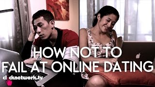How Not To Fail at Online Dating - It's a Date! Tutorials: EP3