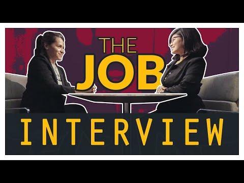 The Job Interview! Christia Vlogs!