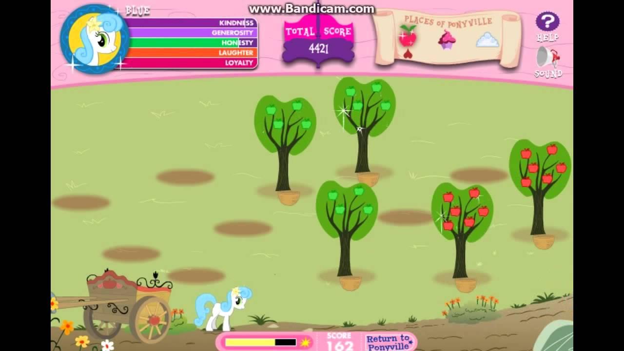 The Hub Adventures In Ponyville Episode 7 Youtube