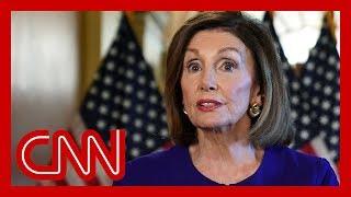 Nancy Pelosi announces formal impeachment inquiry against Trump