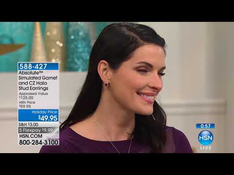 HSN | Absolute Jewelry 11.29.2017 - 02 AM