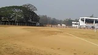 Republic day at Angul Stadium