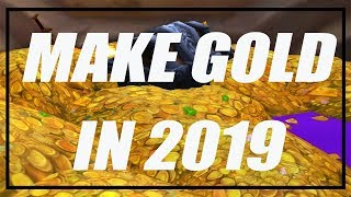 Top 5 Easy Ways To Make Gold in 2019 / Battle for Azeroth