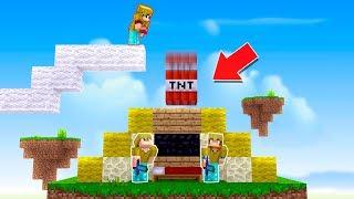 COMO FAZER A TNT MAIS FORTE DO MINECRAFT ?! - Minecraft BedWars