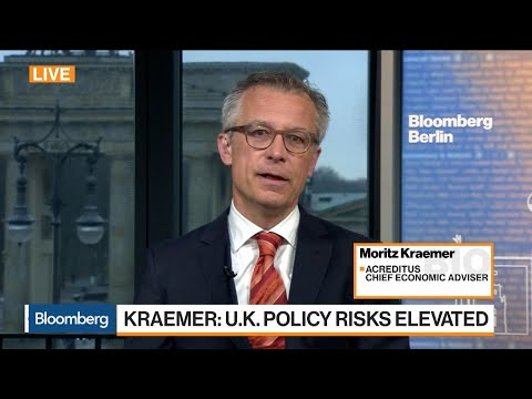 Risk of Accidental Hard Brexit Is Much Higher, Says Acreditus's Kraemer