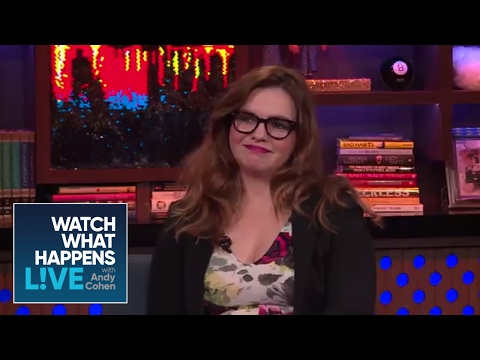Amber Tamblyn On Her 'Sisterhood Of The Traveling Pants' Castmates  WWHL
