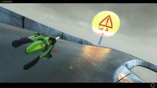 GameDev - Pulse Racer - Time Trail Mode (v0.5) - Windows