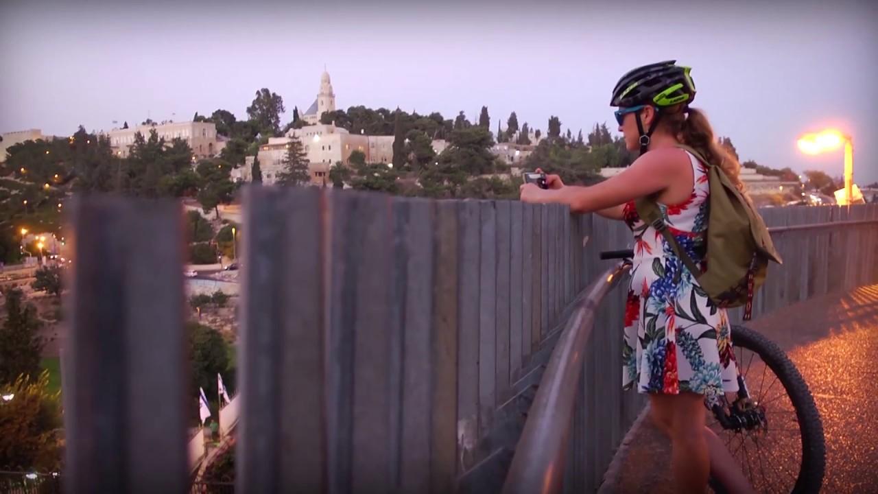 הרשות לפיתוח ירושלים מאחלת שנה טובה