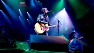 The Verve Live in Glastonbury 2008.