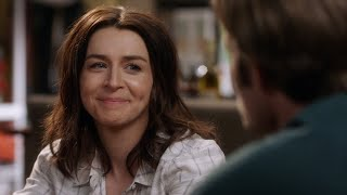Amelia Admits to Link That She Thinks About Using - Grey's Anatomy