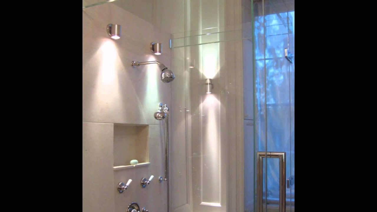 Bathroom Lighting Design Ideas