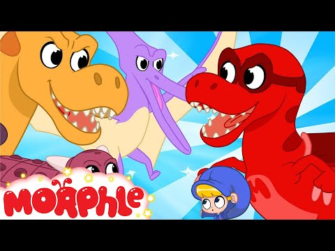 Download Youtube: My Pet Dinosaur-Superhero Morphle! (My Magic pet Morphle with  dinosaurs for kids)