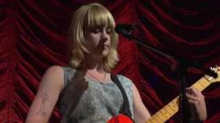 Wye Oak - Plains (Live on KEXP)