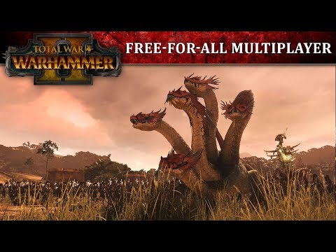 Total War: WARHAMMER 2 - Битва за свободу