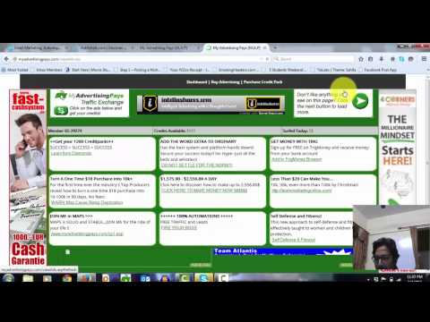 My Advertising Pays Live Earning Hindi Video Step By Step