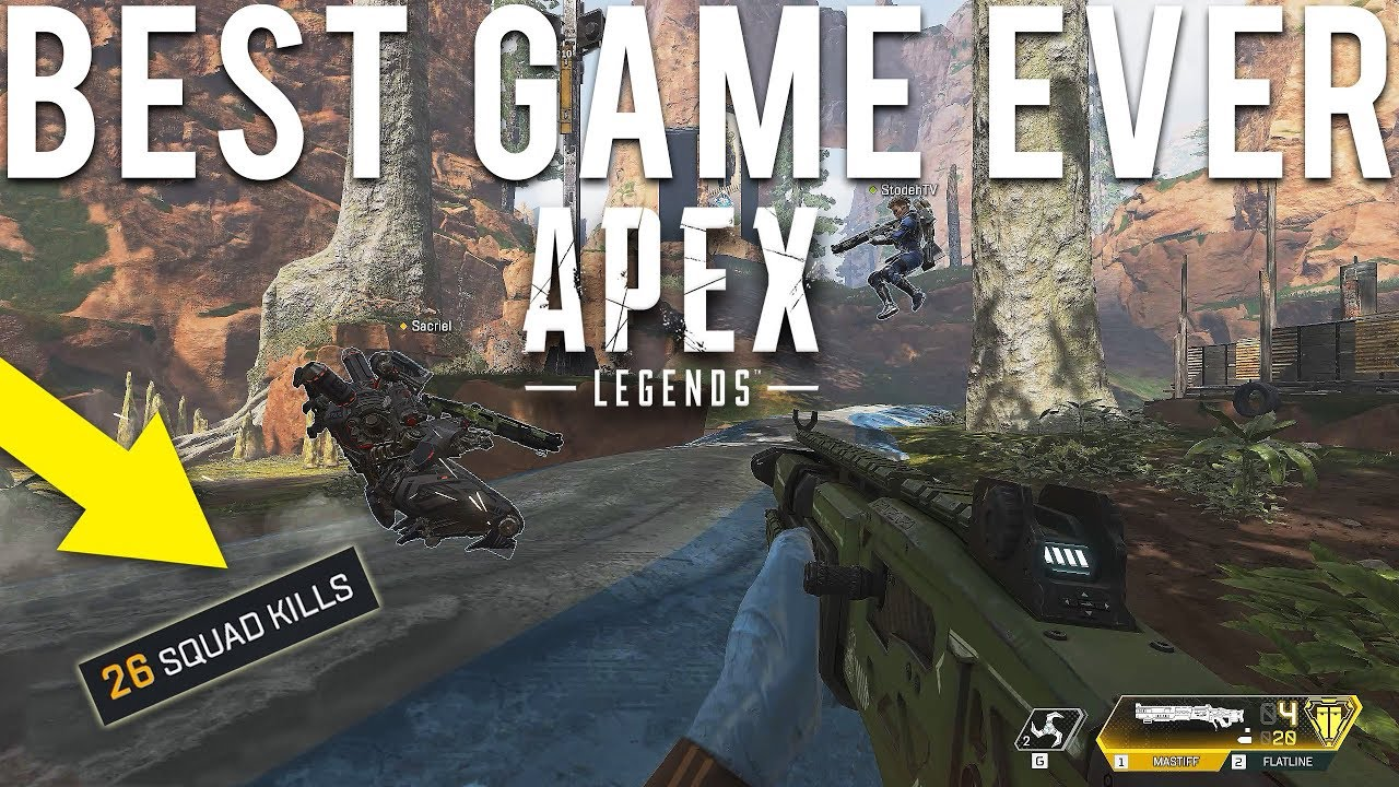 Apex Legends Best Game Ever