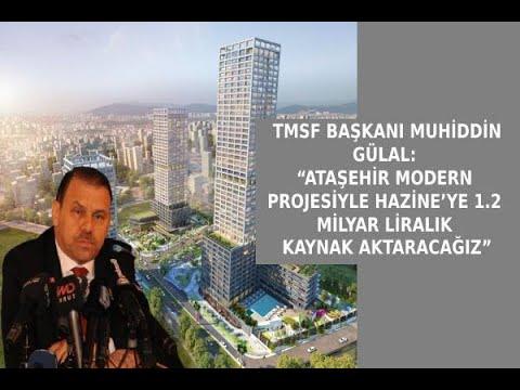 ATAŞEHİR MODERN PROJESİ SATIŞA ÇIKTI!