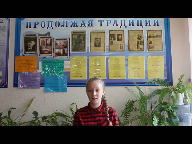 Изображение предпросмотра прочтения – ЯнаКраснова читает произведение «Помню – долгий зимний вечер…» И.А.Бунина
