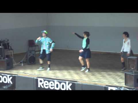 Dança Carina Russo, Duarte Bairrada e Gisela Gouveia