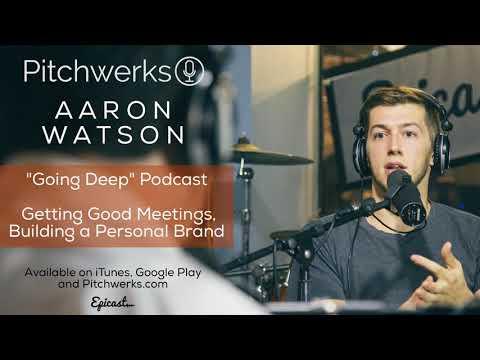 Pitchwerks #50 - Aaron Watson   Going Deep
