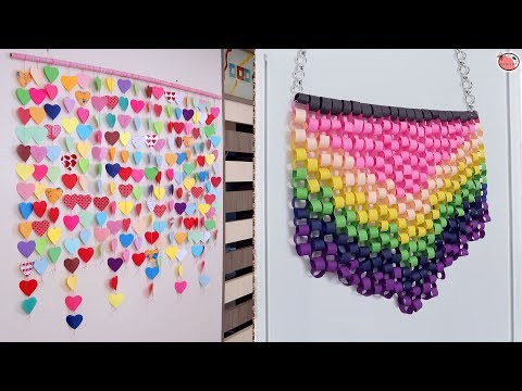 10 Best Home Wall Decor Ideas !!! DIY Craft Ideas