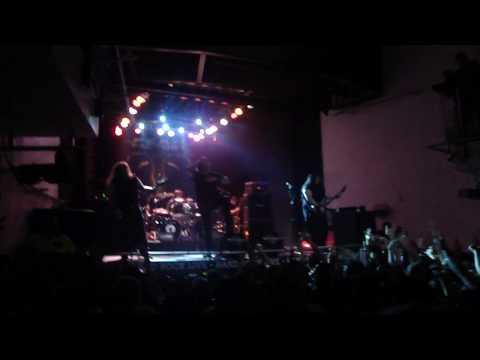 Fear Factory-Linchpin Live 2009 Hard Rock Live México