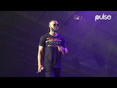 Flavor  Full Performance At The Glo Mega Music Show | Pulse Events