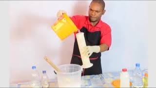 How to Make Liquid Soap - Video Guide