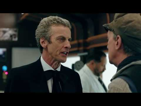 Doctor Who Series 8 Deleted Scenes
