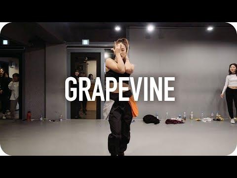 GRAPEVINE - Tiësto / Jane Kim Choreography