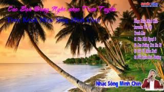 [ karaoke ] Liên Khúc Thất Tình - Beat Nhạc Sống