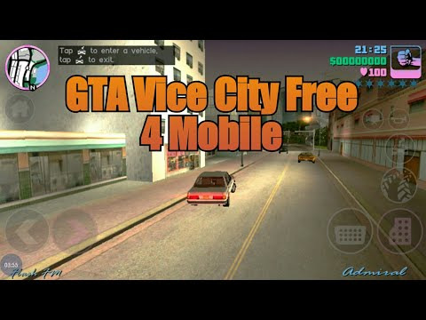 How To Download Free GTA Vice City Game In Android Phone | Mobile |