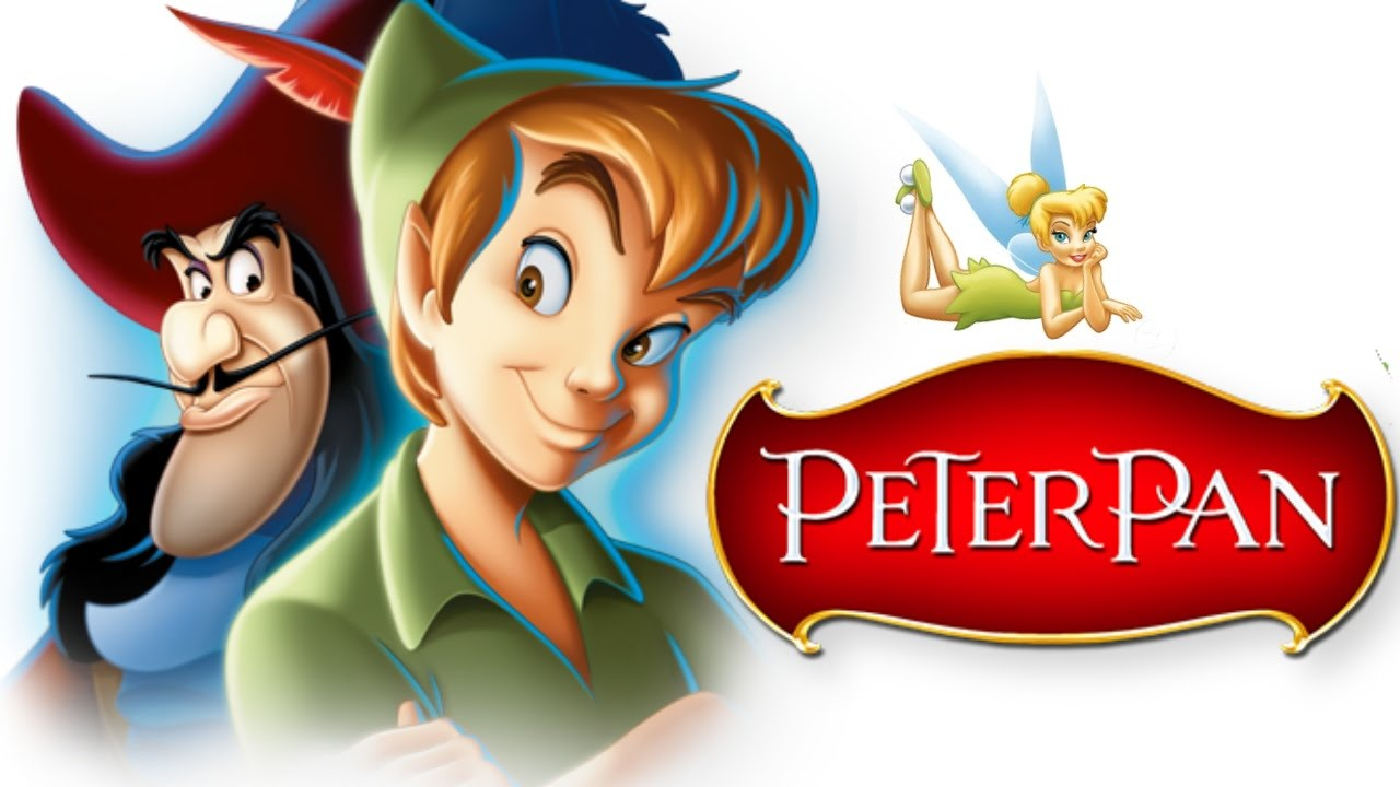 Peter pan summary
