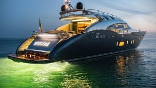 Magnificent Spectre Superyacht By Fipa Group - The World's Fastest Super Yacht