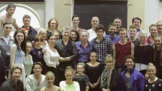 LIEBE STIRBT NIE - Probe mit Andrew Lloyd Webber (Behind the Scenes VII)