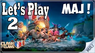 Clash of Clans : Suite de la découverte de la MAJ